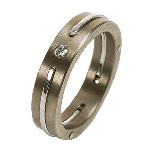 Titanium Ring C1