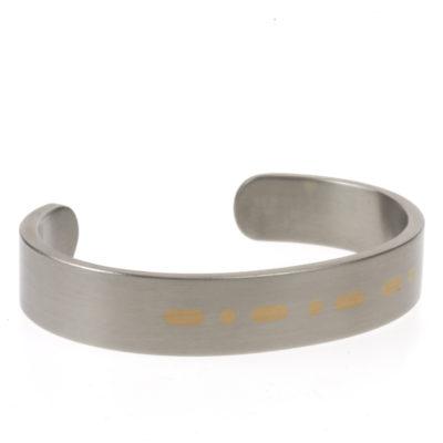 Morse armband