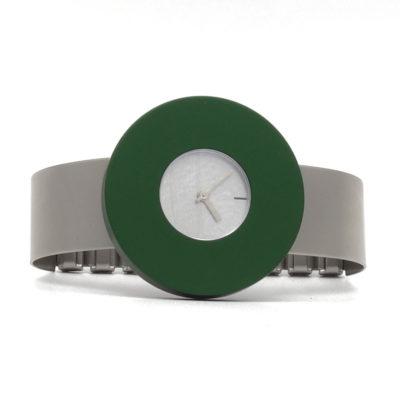 Pierre junod horloge Vignelli dot Halo bangle