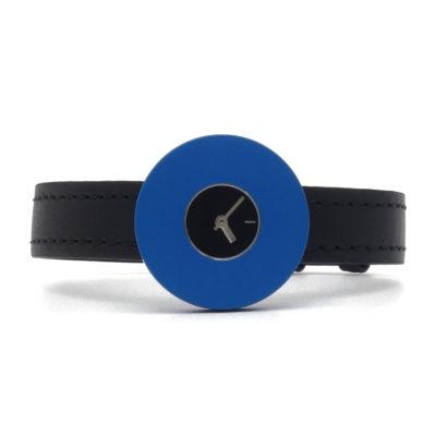 Vignelli mini small leather watch